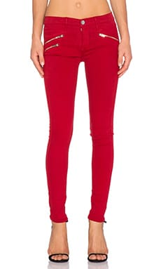 Black Orchid Billie Zipper Skinny in Come To Bed Red