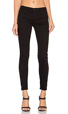 Black Orchid Amber Zipper Skinny in Stay Back