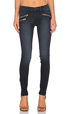 Black Orchid Billie Zipper Skinny in Night Falls