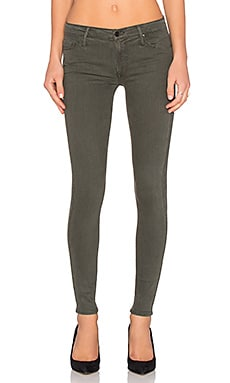 Black Orchid Noah Mid Rise Super Skinny in Fall In Line