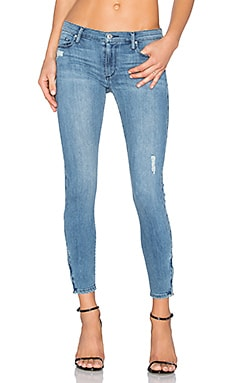Amber Zip Skinny in Bewildered