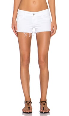 Black Orchid Lola Short in Snow White