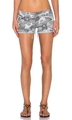 Black Orchid Lola Cut Off Short in Delta Camo