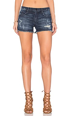 Black Orchid The Boyfriend Short in Reckless