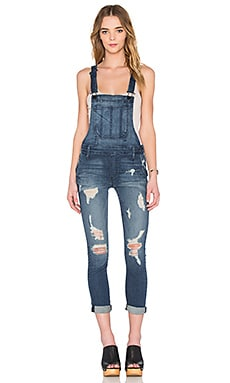 Black Orchid The Skinny Overall in Born to Run