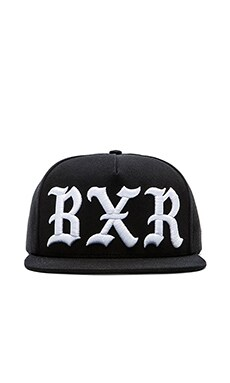 Born x Raised Biz Markie Snapback in Black