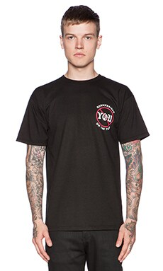 Born x Raised You Tee in Black