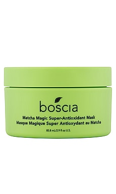 Matcha Magic Super-Antioxidant Mask boscia $38 BEST SELLER