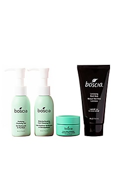 Making Spirits Bright: The Best of boscia boscia $42