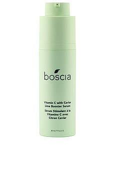 Vitamin C with Caviar Lime Booster Serum boscia $46 BEST SELLER