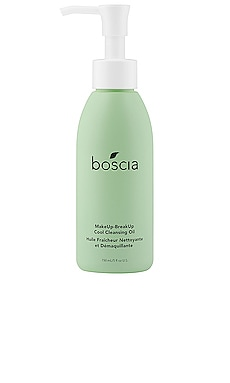 MakeUp-BreakUp Cool Cleansing Oil boscia $32