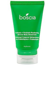Prebiotic + Probiotic Freshening Body Deodorant boscia $25 BEST SELLER