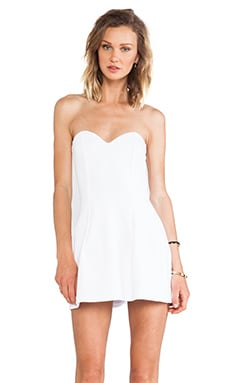 Boulee Ivy Dress in Off White