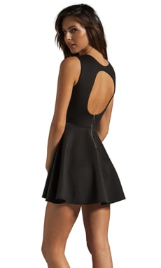 Avery Dress en Noir