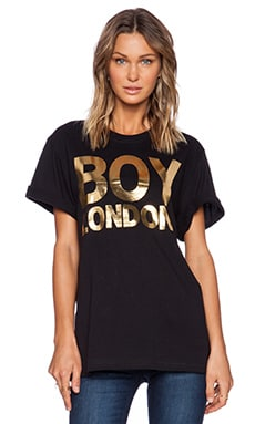 BOY London BOY London Tee in Black