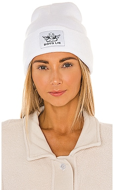 Beanie Baby In White Boys Lie $16