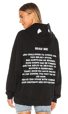 Read Me V2 Hoodie Boys Lie $132