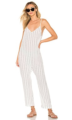 x REVOLVE Lenny Jumpsuit BOYS + ARROWS $80