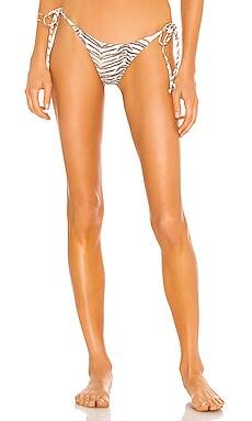 Raised Wrong Rita Bikini Bottom BOYS + ARROWS $110