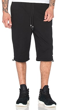 Brandblack Leisure Life Short in Black