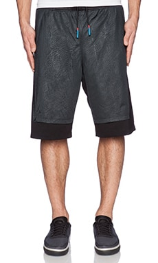 Brandblack Destroyer Short in Black