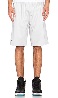 Brandblack Crossover Short in Light Gray