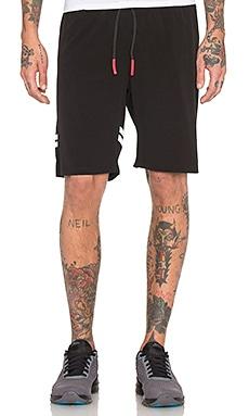 Brandblack R.F.Y.L Run Tings Short in Black