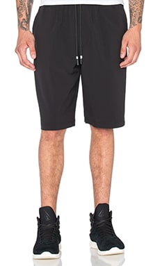 Brandblack Ripstop Hustle Short in Black