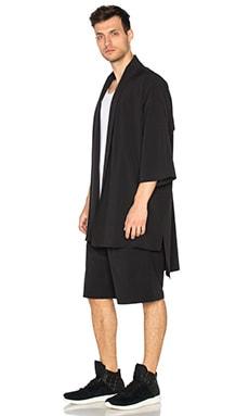Brandblack Kimono Layer in Black