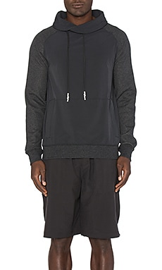 J Smoove Funnel Neck Fleece