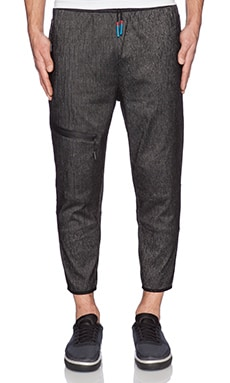 Brandblack Shanty Pant in Charcoal Black