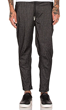 Brandblack Tux Pant in Charcoal Black
