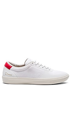 Brandblack XB Sport Low in White Red
