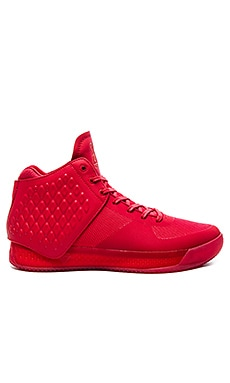 Brandblack J Crossover 3 in Red