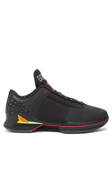 Brandblack J Crossover 2: Low in Black & Red