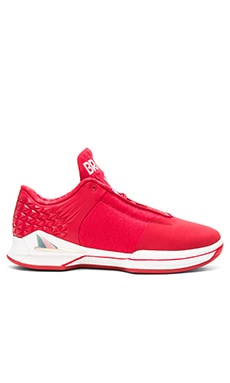 Brandblack J Crossover 2 Low in Red & White
