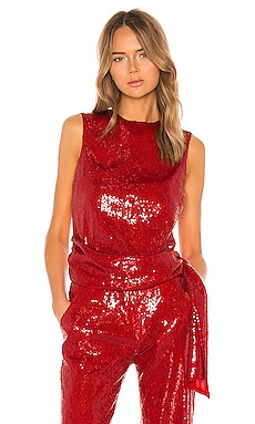 Sequin Blouse BROGNANO $409 Collections