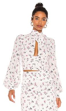 Floral Blouse BROGNANO $167