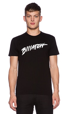 Brian Lichtenberg Biiiatch Tee in Black & White