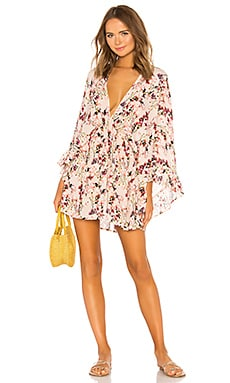 x REVOLVE Brynne Dress BEACH RIOT $143
