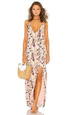 x REVOLVE Blossom Dress BEACH RIOT $187