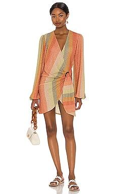Dixie Dress BEACH RIOT $178 NEW