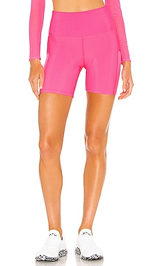 Becca Bike Short BEACH RIOT $84