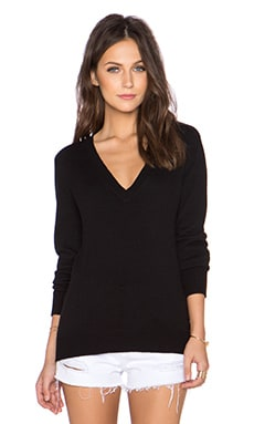 BEACH RIOT La Bandita Sweater in Black