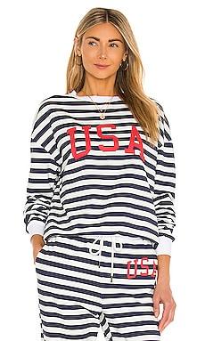 USA Sweatshirt BEACH RIOT $128