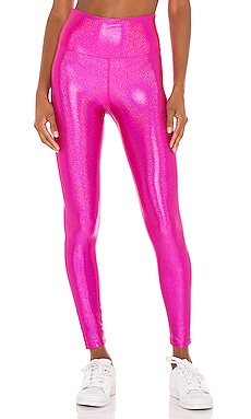 X REVOLVE Hologram Shine Legging BEACH RIOT $88