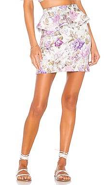 x V. Chapman Gardenia Skirt BEACH RIOT $21 (FINAL SALE)