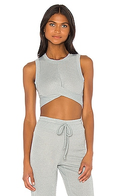 Riot Crop Top BEACH RIOT $55