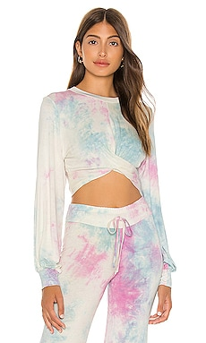 Marley Crop Top BEACH RIOT $88 NOUVEAU