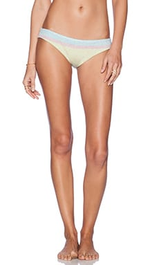 BEACH RIOT Radiant Bikini Bottom in Glitzy